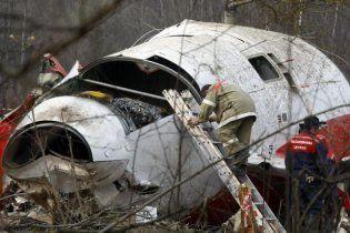 Польща відмовилася прийняти звіт Москви про авіакатастрофу під Смоленськом