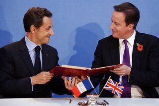 """Британия и Франция создали ядерный военный союз - """"новую Антанту"""""""
