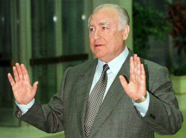 В Москве умер Виктор Черномырдин