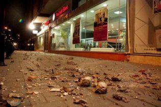 Сильное землетрясение произошло в Сербии, есть жертвы