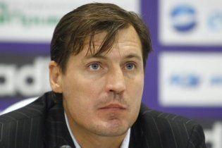 В чемпіонаті України відбулась чергова тренерська відставка