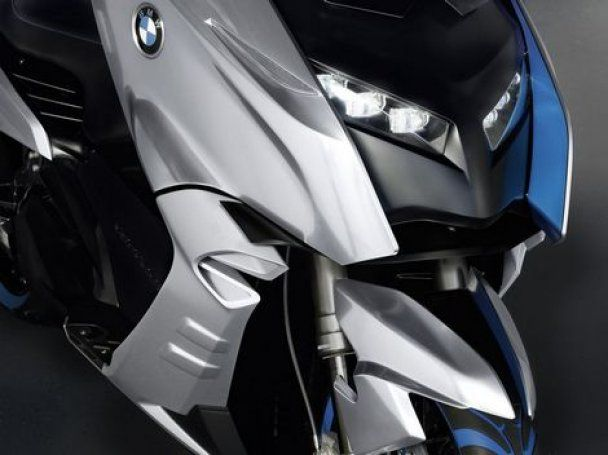 BMW збирається випустити скутер