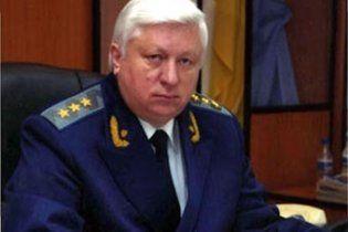 За генпрокурора Пшонку проголосували 8 бютівців