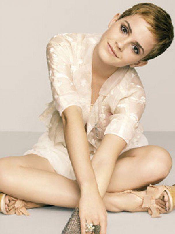 "Эмма Ватсон ""ожила"" на обложке журнала Marie Claire"