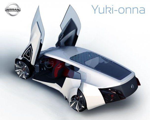 Nissan предложил экологический гоночный автомобиль