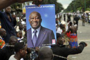 Украина послала миротворцев в Кот-д'Ивуар