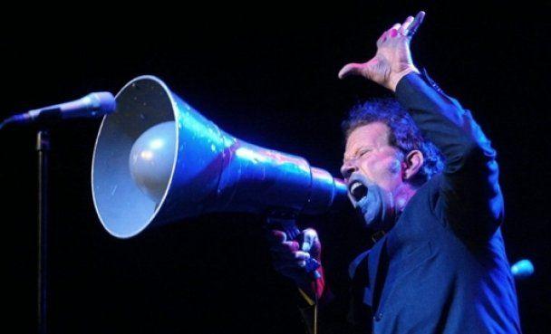 Тома Уэйтса приняли в Зал славы рок-н-ролла