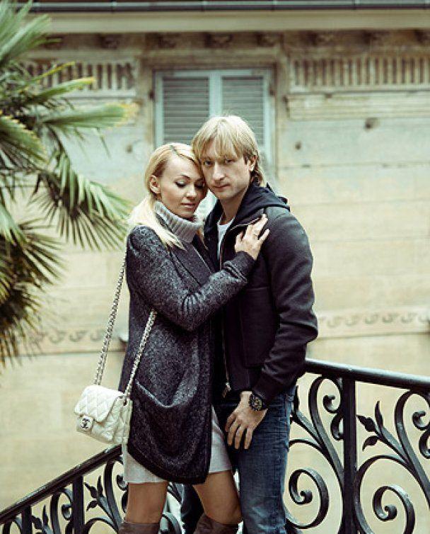 Плющенко и Рудковская отдохнули в Италии
