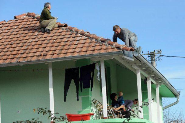 В Сербии произошло повторное землетрясение, разрушены три сотни домов