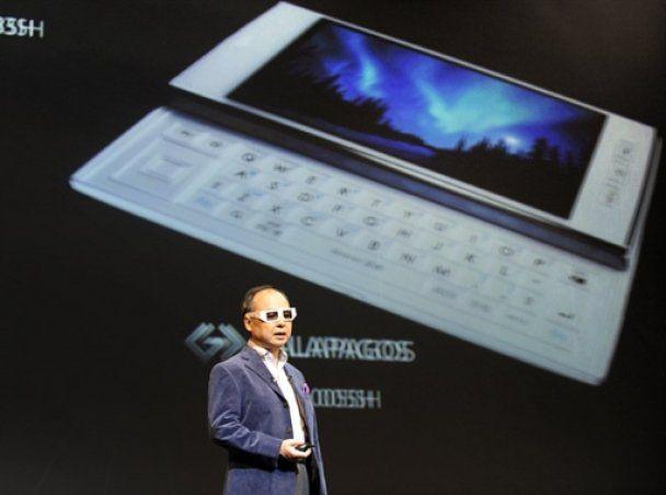 """Представлено перші у світі """"гуглофони"""" з 3D-дисплеєм"""