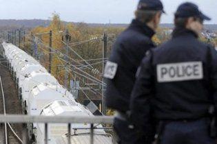 Потяг з ядерними відходами прибув до Німеччини