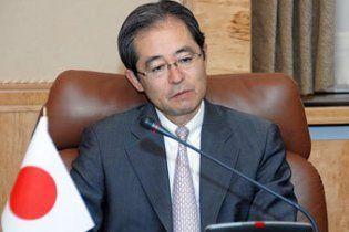 Японского посла отправят в отставку из-за Медведева
