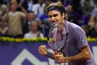 Роджер Федерер выиграл 65-й титул в карьере