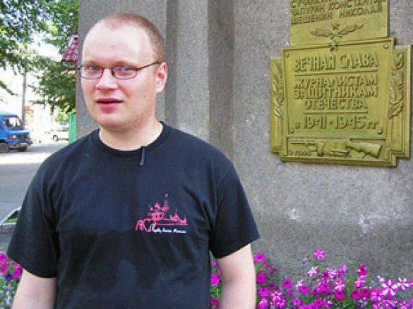 Олег Кашин. Фото tayga.info