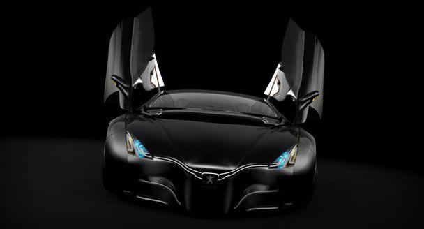 Peugeot створила конкурента Lamborghini і Ferrari