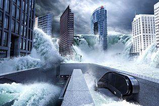 Всемирный потоп случится в этом столетии