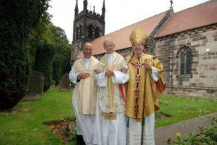 В Англиканской церкви произошел раскол