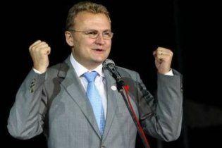 Садового оголосили мером Львова