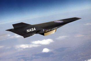 NASA почало розробку гіперзвукового пасажирського літака