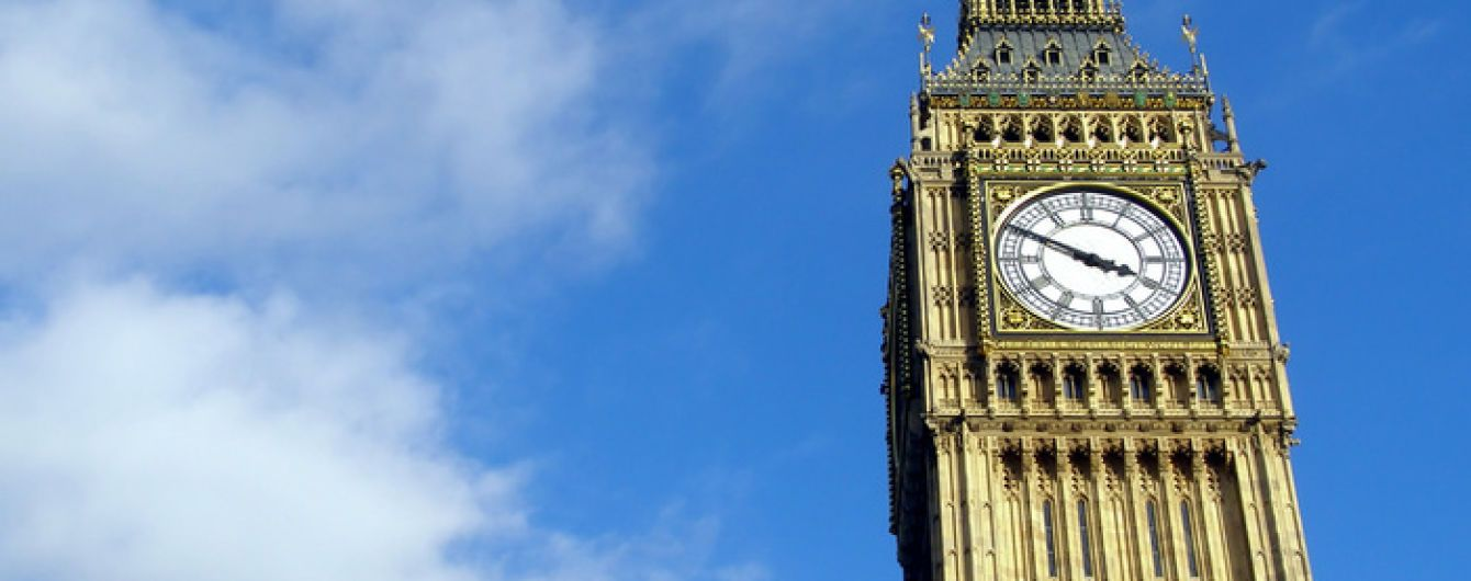 В Лондоне вынужденно остановят Биг-Бен