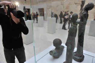 У Берліні знайшли 11 скульптур, які вважались втраченими