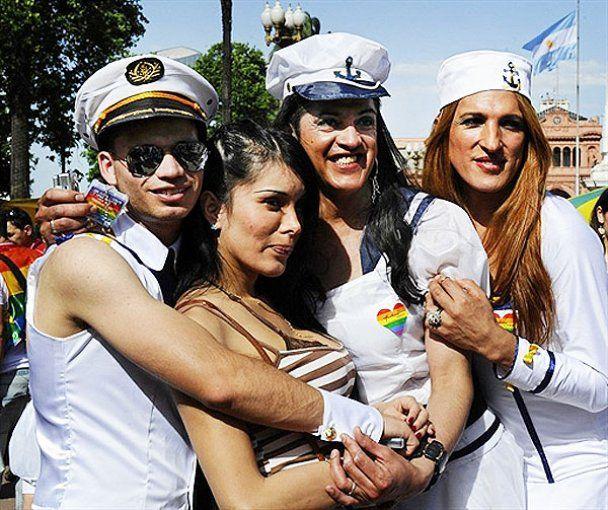 В Буенос-Айресі провели гей-парад Gay Pride Parade