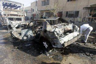"""Біля """"зеленої зони"""" в Багдаді пролунали два вибухи: є жертви"""