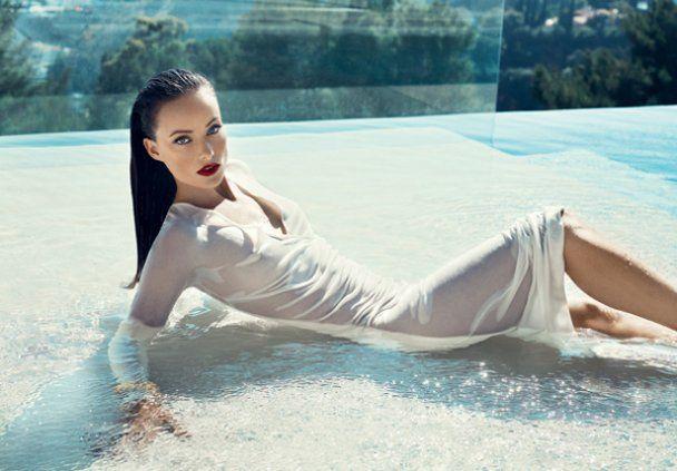 Сексуальна Олівія Вайльд знялась для Vanity Fair