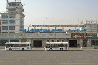 В Кабуле террористы пытались угнать самолет с паломниками