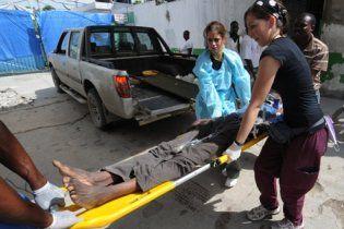 Число жертв холери на Гаїті зросло до 643