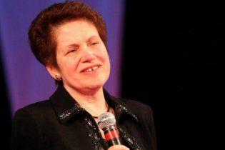 """В разделе """"Жена президента"""" на сайте Януковича нет ни одной новости"""