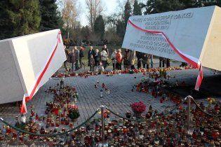 Президент Польщі: діалог з Москвою по катастрофі Ту-154 треба продовжити
