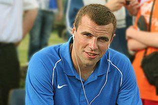 Голкіпер московського ЦСКА розбився, втікаючи від міліції