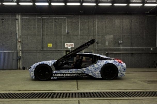 """BMW выпустит """"авто из будущего"""""""