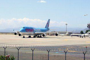 В аэропорту Гоа несколько самолетов столкнулись с птицами