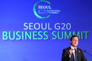 """Прем'єр Британії приїхав на саміт G20 """"гарненько виспатися"""""""