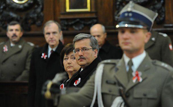 Польща відзначає День Незалежності парадом і демонстраціями