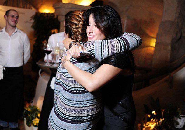 Тина Канделаки отпраздновала 35-летие