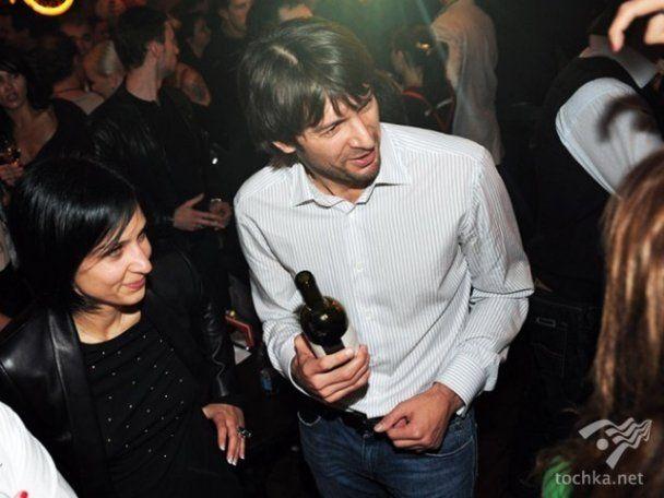 """Милевский с Шовковским ушли в загул после победы над """"Сталью"""""""