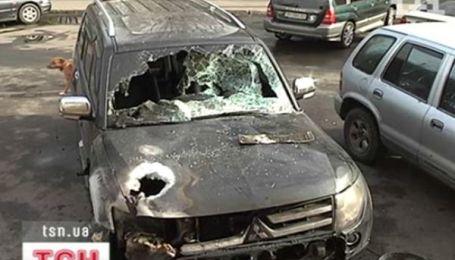 Машина руководителя одесского МРЭО взлетела в воздух