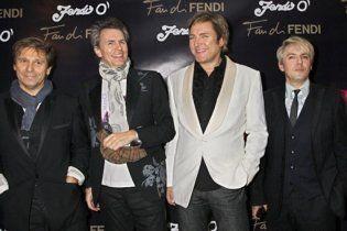 Duran Duran взяли напарником Девида Линча