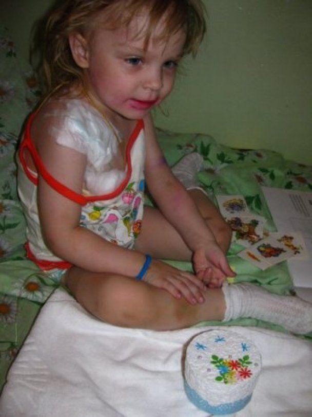 Допоможіть врятувати життя дитини
