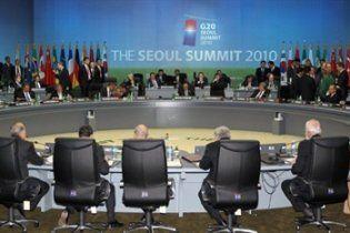 Учасників саміту G20 в Сеулі збирались отруїти за допомогою повітряних куль