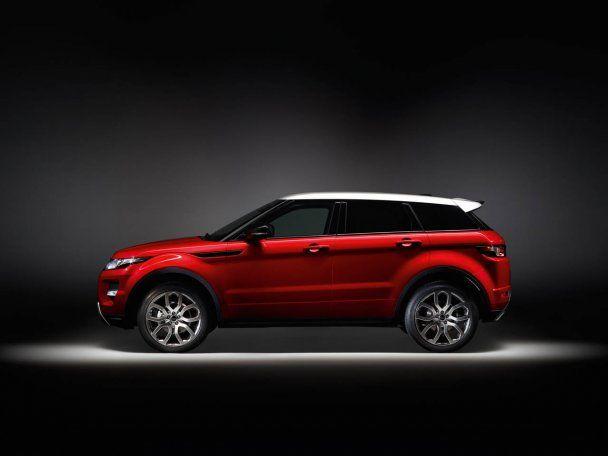 Land Rover презентував новий кросовер Evoque