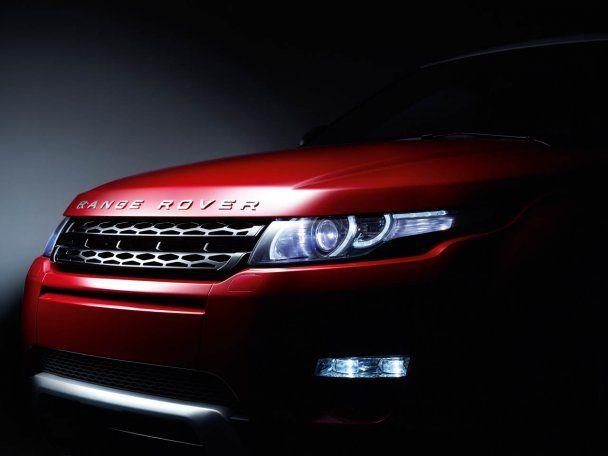Land Rover презентовал новый кроссовер Evoque
