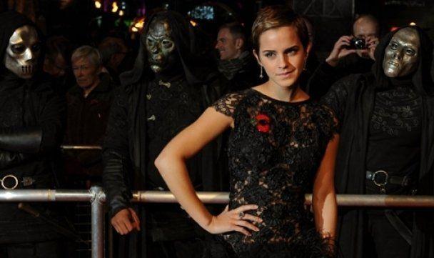 Емма Ватсон засмучена, що її не запрошують на побачення