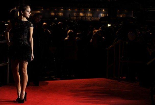 Емма Ватсон перервала навчання в університеті заради кіно