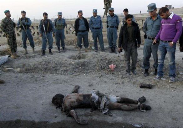 Смертник підірвав конвой НАТО_2