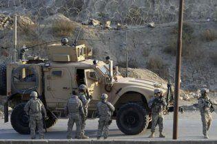 У входа на базу США в Афганистане смертник подорвал себя