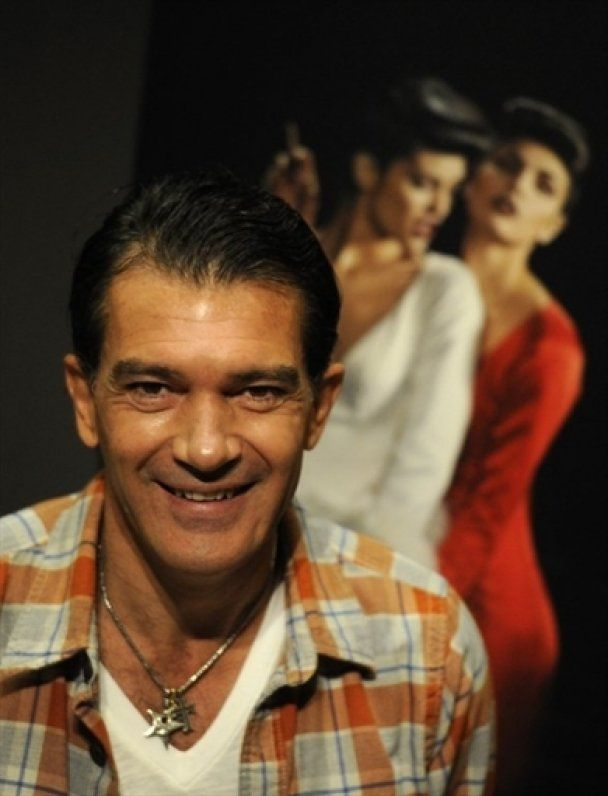 Антоніо Бандерас відкрив власну фотовиставку